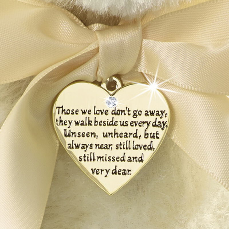 always in my heart steiff bear UK SAMHB2 b two