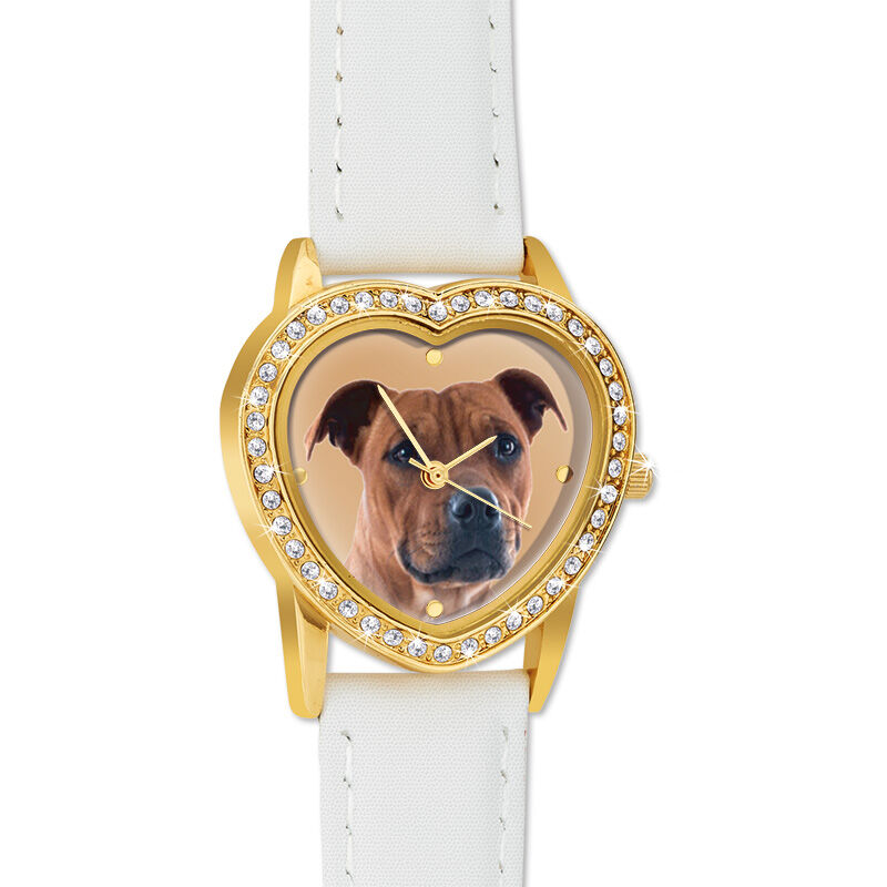 the staffie heart watch UK SFHW2 b two