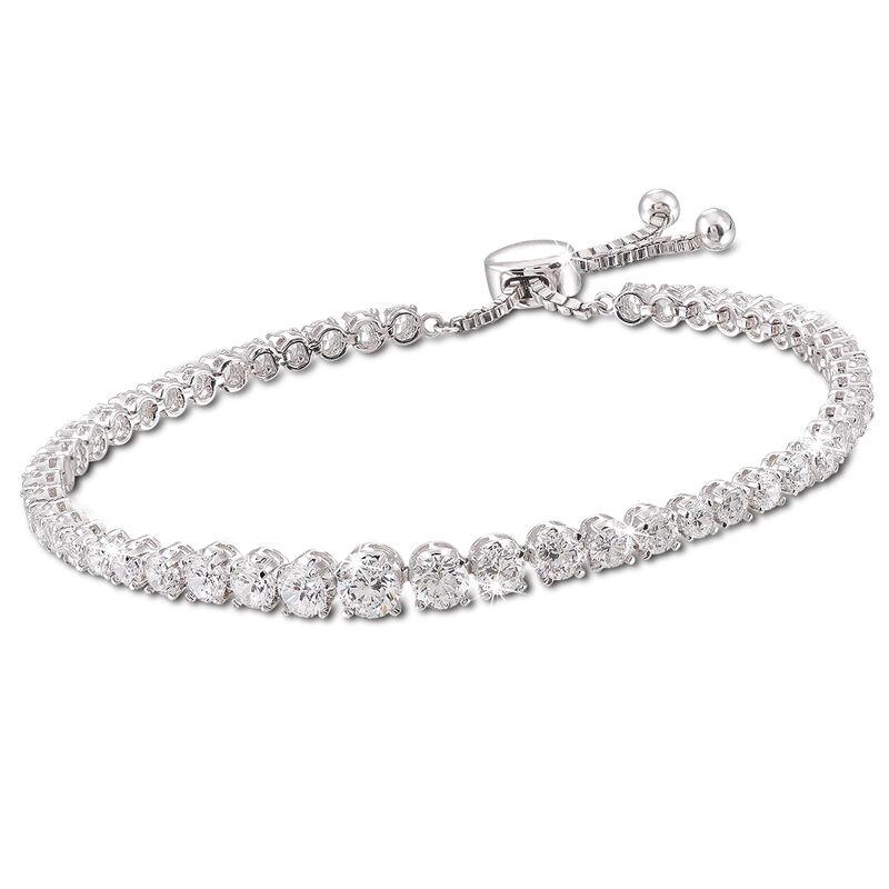 shimmering splendour tennis bracelet UK SHSTB a main