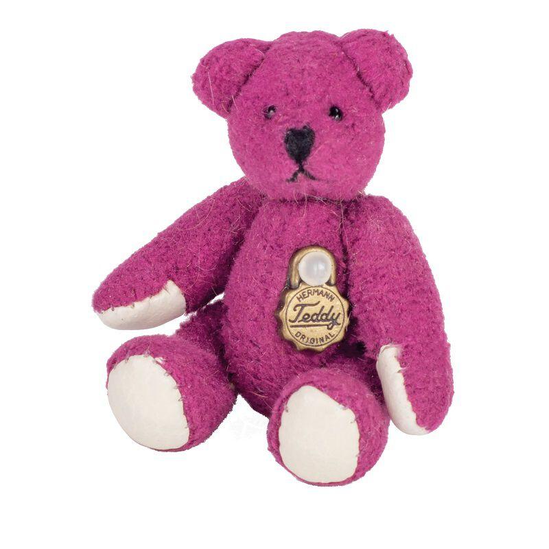 teddy hermann little purple bear UK THLPB a main