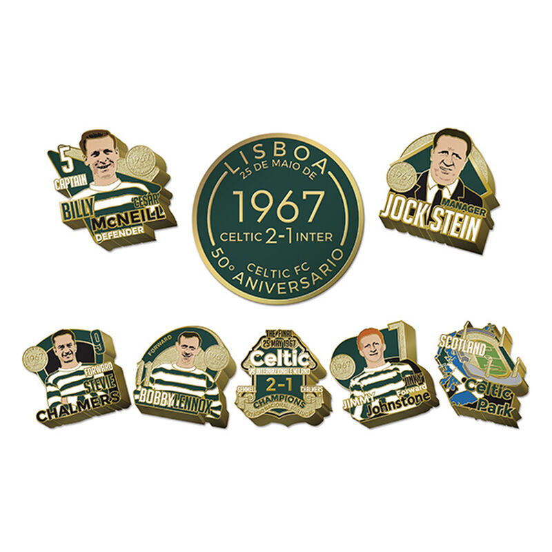 the lisbon lions pin collection UK CELLP a main