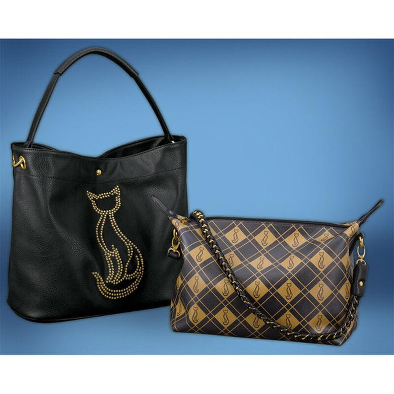 the cats meow 2 in 1 handbag UK CMHB c three