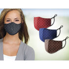 personalised initials face mask set UK PFMS a main
