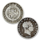 the george iii silver coin collection UK G3AC e five