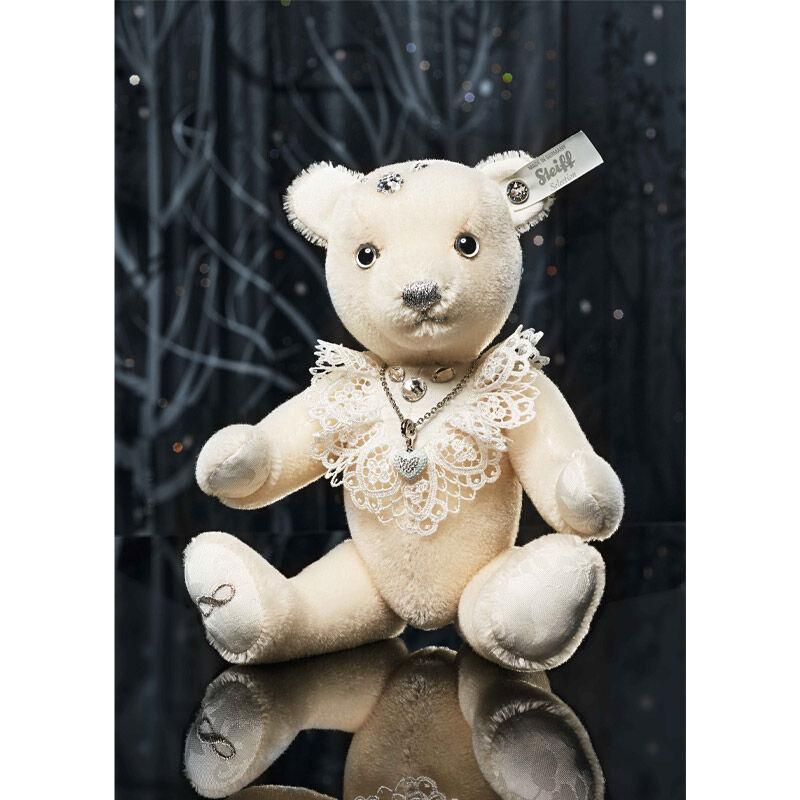 steiff bride bear UK STBRB a main