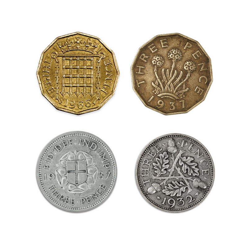 the last four decades of threepences UK LFDTR a main