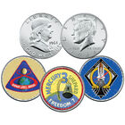 the achievements in space coin collectio UK SPH a main