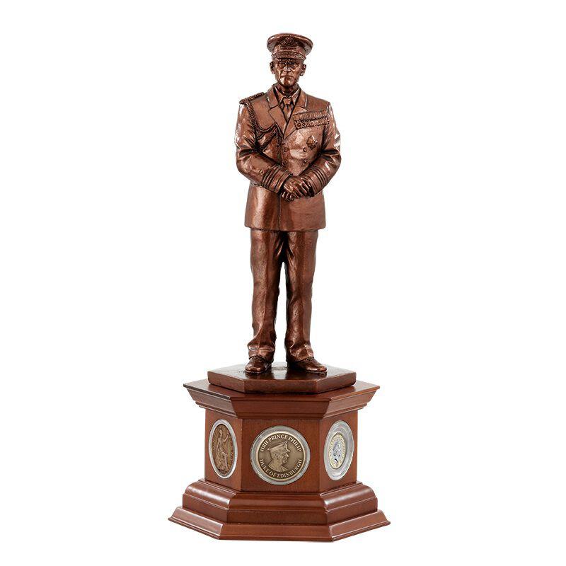 the prince philip memorial sculpture UK PPMCS a main