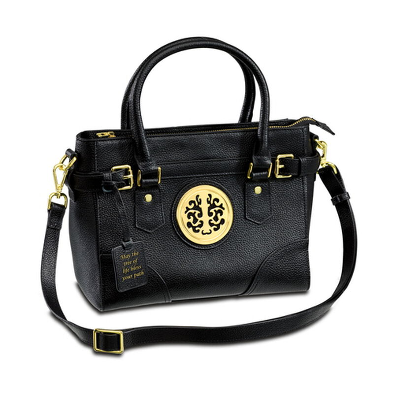 tree of life leather bag UK TOLHB a main